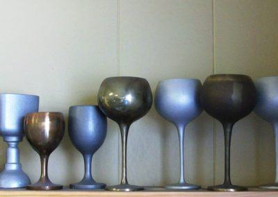 Decorative Goblets